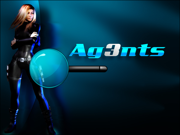 Ag3nts RPG Game
