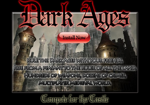 Dark Ages MySpace RPG Application