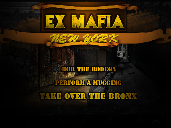 ExMafia New York RPG Game