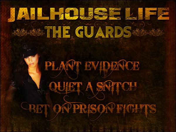 JailhouseLife Prison Guards