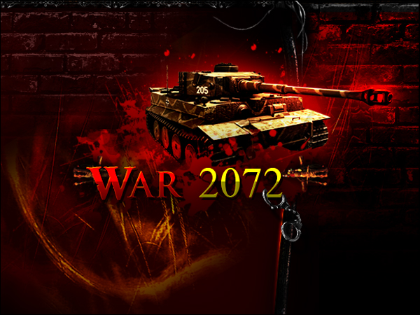 War2072 RPG Game