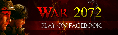 War 2072 on Facebook