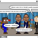 PresidentialDebateSocialKicksComics